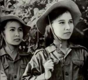 【图】越战117名未婚女俘最怕这个!