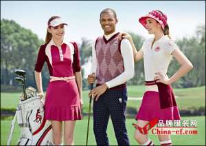 资讯SVG独家队服赞助中欧女子高尔夫球队成立赛